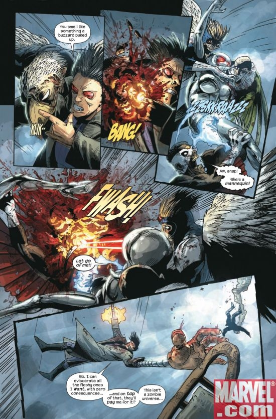 MARVEL ZOMBIES 3 #2, page 6