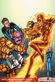 Marvel Adventures Fantastic Four (2005) #44