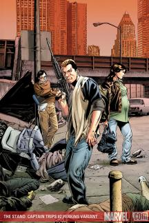 The Stand: Captain Trips (2008) #2 (PERKINS VARIANT)