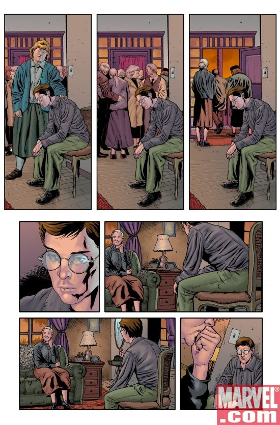 AMAZING SPIDER-MAN FAMILY #1 Interior Art