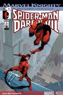 Spider-Man/Daredevil #1