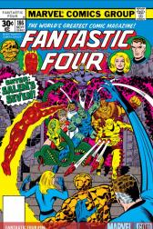Fantastic Four #186 
