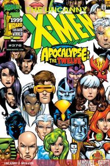 Uncanny X-Men (1963) #376