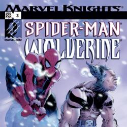 Spider-Man &amp; Wolverine #3