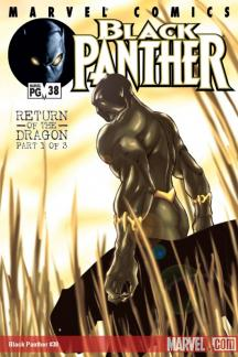 Black Panther (1998) #38