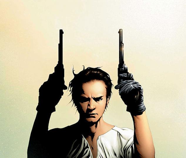 DARK TOWER: THE GUNSLINGER BORN (2008) #3 COVER