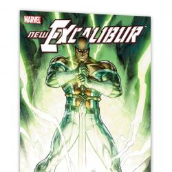 NEW EXCALIBUR VOL. 2: LAST DAYS OF CAMELOT #0