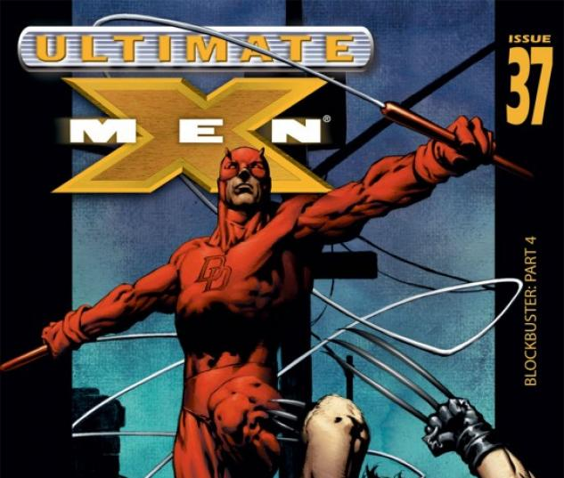 ULTIMATE X-MEN #37