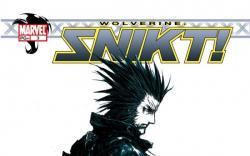 Wolverine: Snikt! (2003) #3