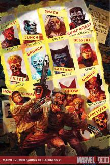 Marvel Zombies/Army of Darkness #1