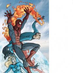 Spider-Man/Fantastic Four (2010) #1