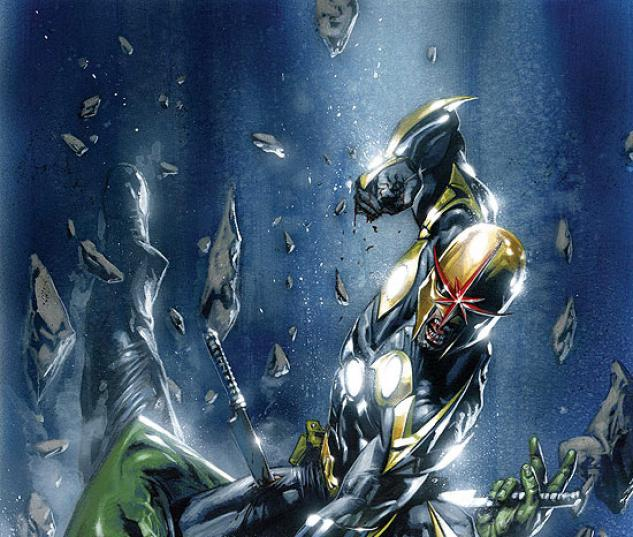 ANNIHILATION: NOVA #2