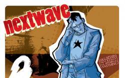 NEXTWAVE (2008) #4 COVER