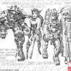 Jack Kirby Creation Galactic Bounty Hunters to be Released on Marvel's ICON Imprint