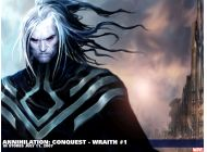 Annihilation: Conquest - Wraith (2007) #1 Wallpaper