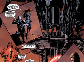 Secret Avengers #4 preview art by Mike Deodato Jr.