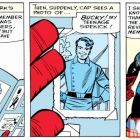 Image Featuring Captain America