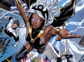 Uncanny X-Men #531 preview art by Greg Land
