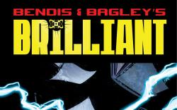 Brilliant (2011) #1, Oeming Variant