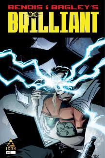 Brilliant (2011) #1 (Oeming Variant)