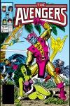Avengers (1963) #278 Cover