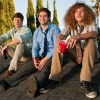 'Workaholics' cast members Anders Holm, Adam Devine and Blake Anderson