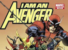 I Am an Avenger (2010) #1