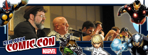 New York Comic Con 2012: Panel Schedule