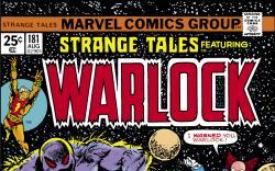 Strange Tales (1973) #181 Cover