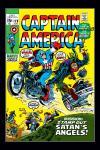 Captain America (1968) #128 Cover