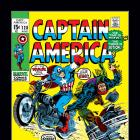 Captain America (1968) #128 Cover