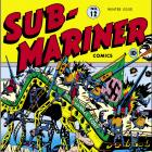 Sub-Mariner Comics (1941) #12 Cover