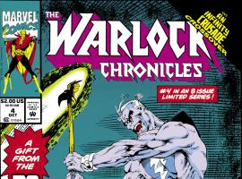 Warlock Chronicles (1993) #4 Cover