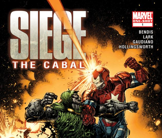 Siege: The Cabal #1