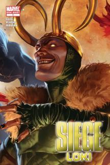 Siege: Loki (2010) #1