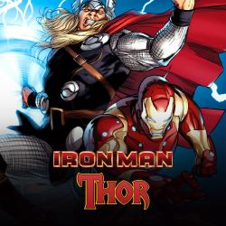 Iron Man/Thor (2010 - 2011)