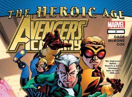 Avengers Academy (2010) #2