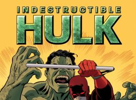 INDESTRUCTIBLE HULK 10 (NOW, WITH DIGITAL CODE)