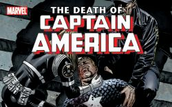 Captain America: The Death of Captain America Vol. 1 (2008) TPB