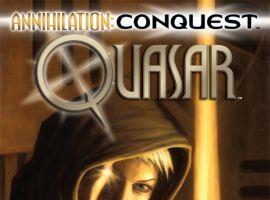 Annhilation Conquest: Quasar (2007) #1