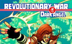 REVOLUTIONARY WAR: DARK ANGEL 1 LARROCA VARIANT (WITH DIGITAL CODE)