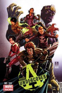 Avengers Undercover #1  (Brooks Variant)