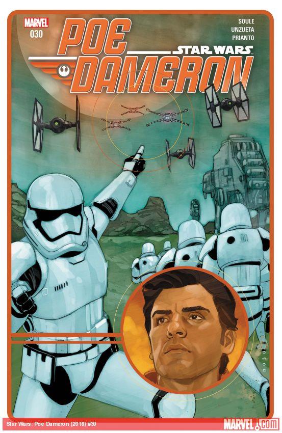 Star Wars: Poe Dameron (2016) #30