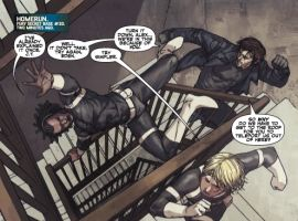 Secret Warriors (2008) #9