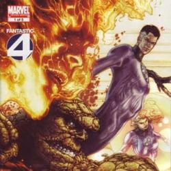 DARK REIGN: FANTASTIC FOUR #1