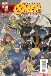 Uncanny X-Men: First Class #4 