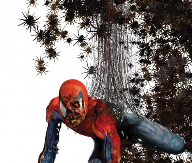 MARVEL ZOMBIES RETURN: SPIDER-MAN #1