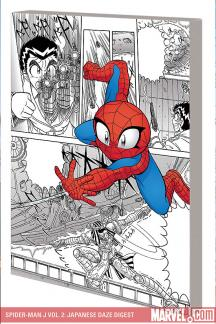 Spider-Man J Vol. 2: Japanese Daze Digest (Digest)
