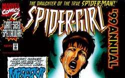 SPIDER-GIRL ANNUAL #1999