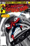 AMAZING SPIDER-MAN #230 COVER